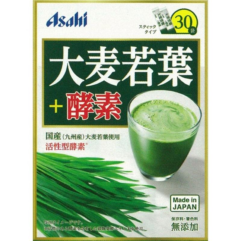 アサヒ 大麦若葉+酵素