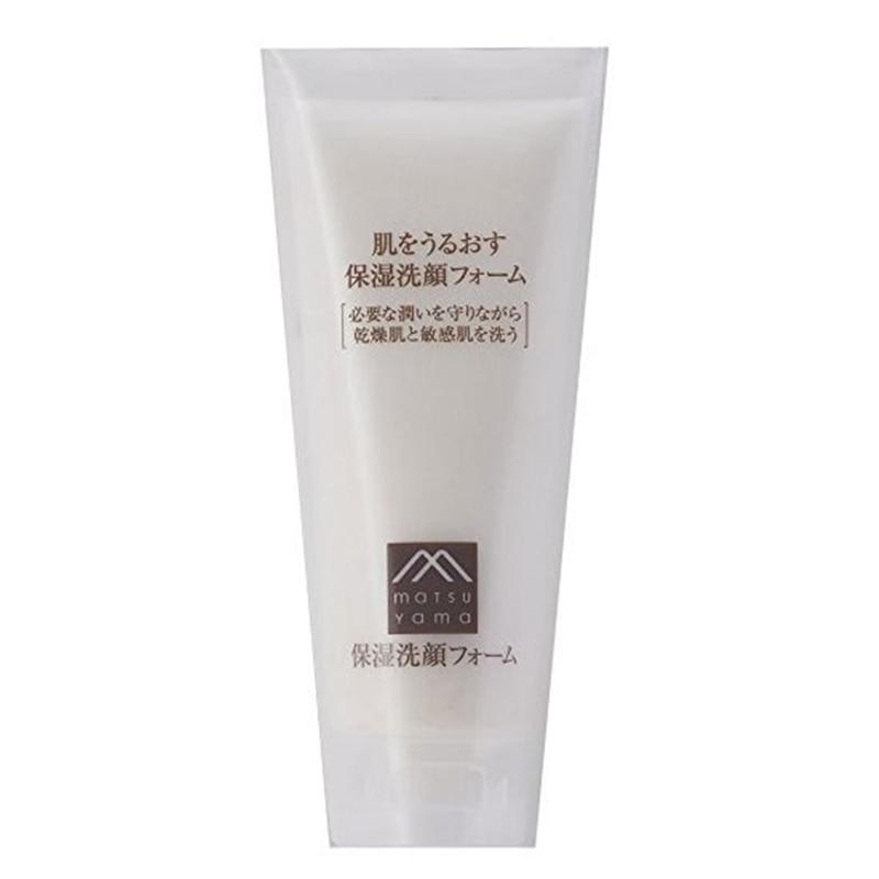 肌をうるおす 保湿洗顔フォーム