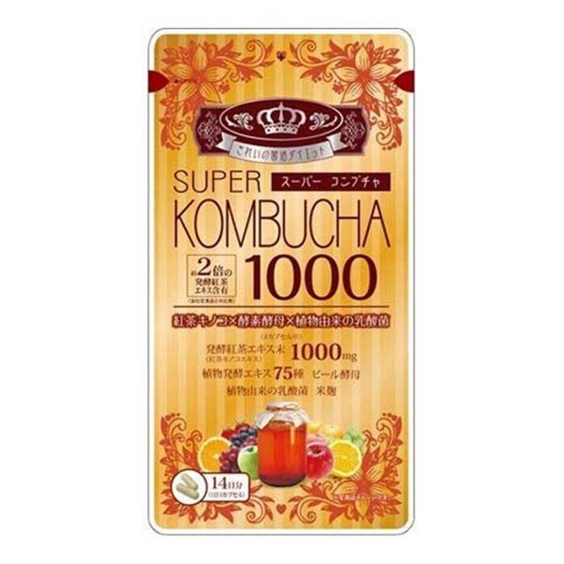 スーパー コンブチャ 1000