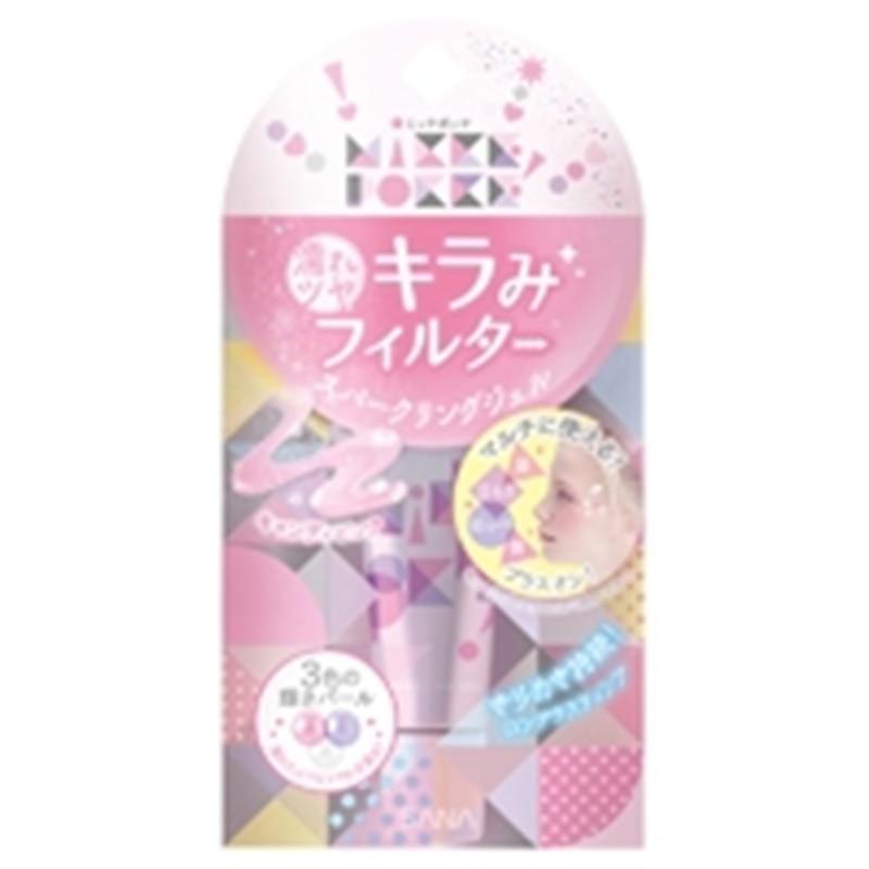 ミッケポッケ スパーリングジェル 01 キャンディピンク