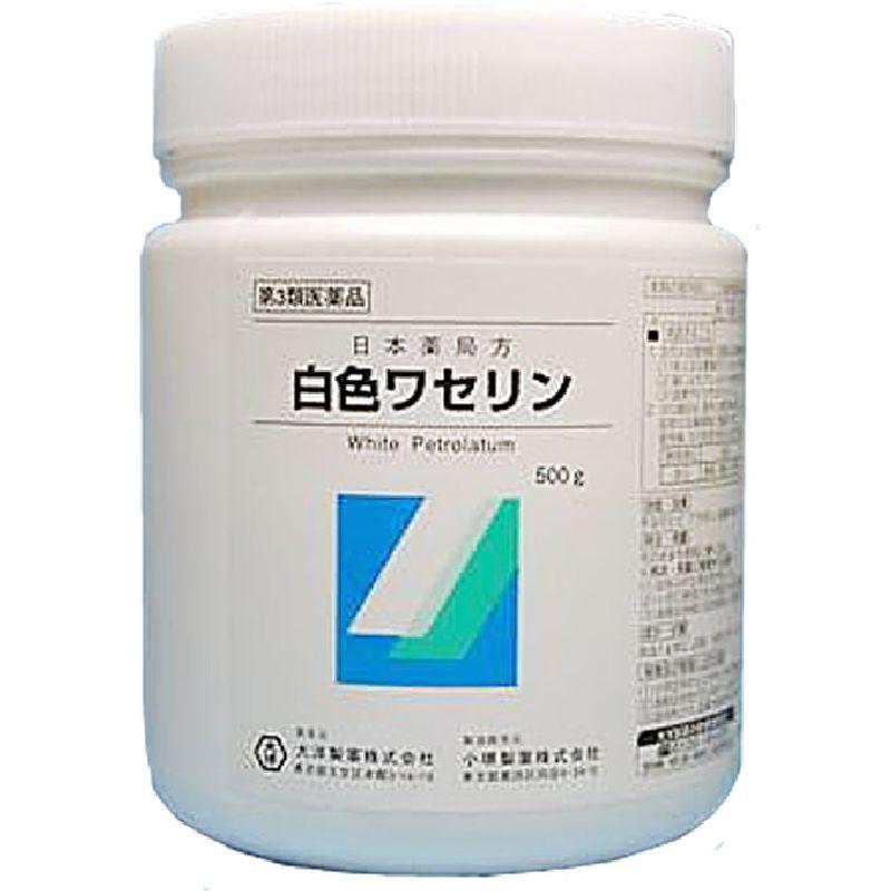 日本薬局方 白色ワセリン [第三類医薬品]