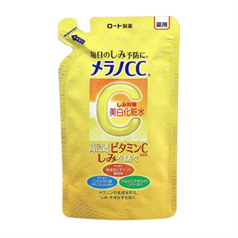 メラノCC 薬用しみ対策 美白化粧水 詰替