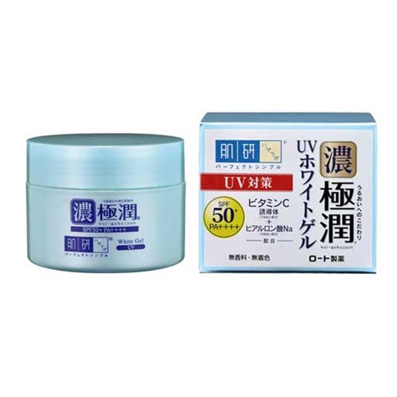 肌ラボ 濃極潤 UVホワイトゲル
