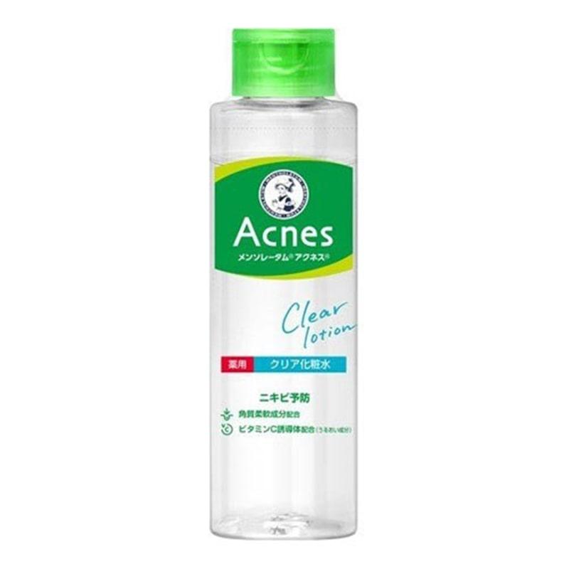 メンソレータム アクネス 薬用クリア化粧水