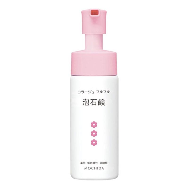 コラージュフルフル 泡石鹸 ピンク 150ml