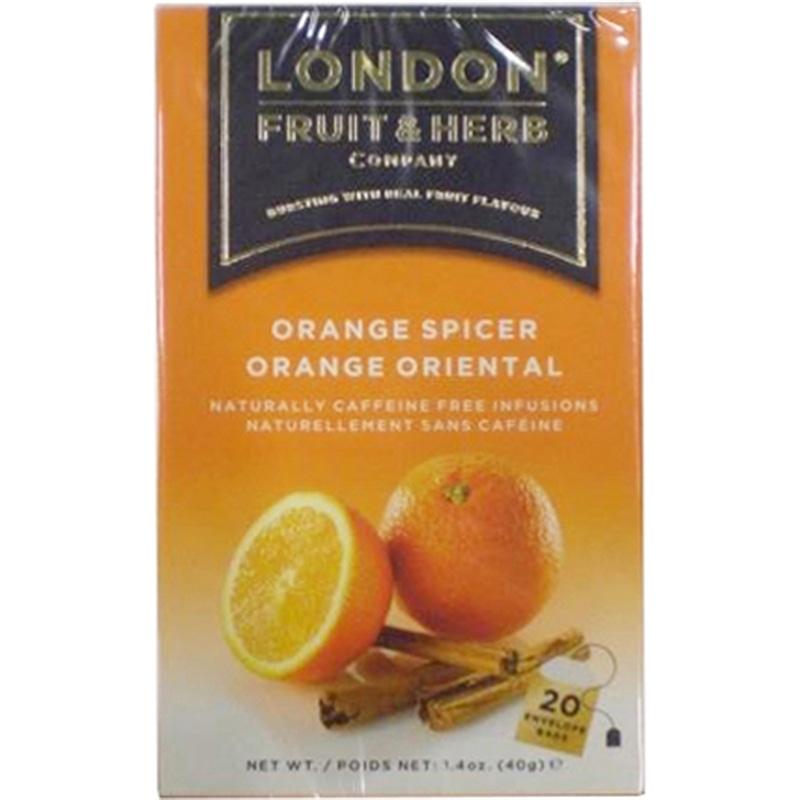 ロンドン フルーツ&ハーブ オレンジスパイサー