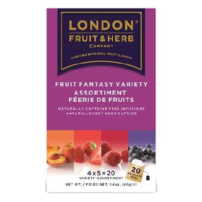 ロンドン フルーツ&ハーブ フルーツファンタジー バラエティパック