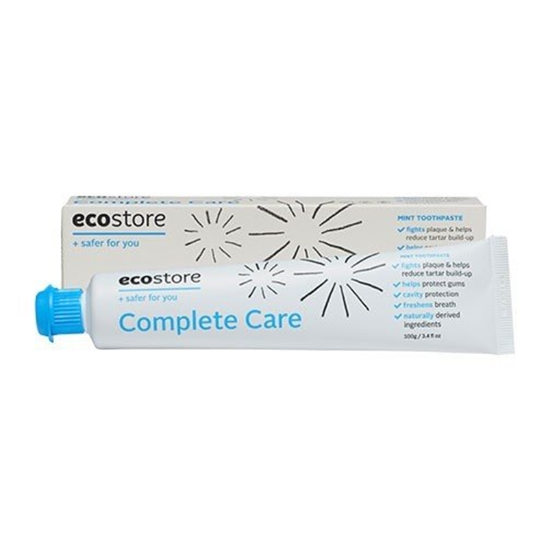 エコストア ecostore トゥースペースト コンプリートケア 歯磨き粉