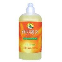 緑の魔女 バス用洗剤 420ml