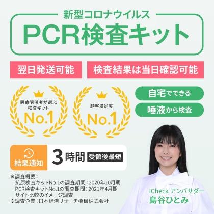 新型コロナPCR検査 陰性証明書-なし-