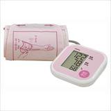 上腕式 血圧計 (ピンク) BM-201PK
