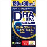 DHA&EPAプラスDPA 120粒