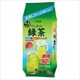 ワンポット抹茶入り緑茶 ティーバッグ 3.0g×50袋