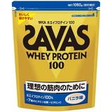 ザバス ホエイプロテイン100 バニラ50食分 1050g