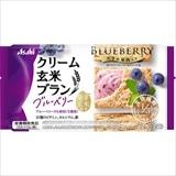 クリーム玄米ブラン ブルーベリー 72g(2枚×2袋)