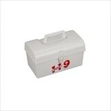 明邦化学工業 救急箱 119 Mサイズホワイト