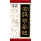 クラシエ当帰芍薬散エキス錠 180錠[第2類医薬品]