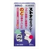 ストナのどスプレー 25ml[第3類医薬品]