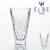 エルベクリスタル 花瓶