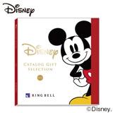 ディズニーカタログギフトセレクション スマイル コース 写真入りメッセージカード(有料)込
