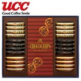 UCC スティックコーヒー&森永 チョコチップクッキーセットB