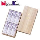 日本香堂 淡墨の桜 桐箱サック6入