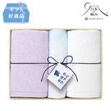 [日本の極み]笑顔をつくるおぼろタオルB ピンク