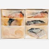 銀座 里仙西京漬魚R−400