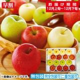 青森りんご4品種詰合せB
