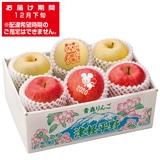 青森県産 紅白富士 縁起りんご