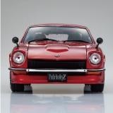 KYOSHOオリジナル  1/18スケール ダイキャストモデル (開閉機構付) シリーズ日産 フェアレディ Z-L (S30) (レッドメタリック)
