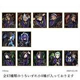 ディズニー ツイステッドワンダーランド ビジュアル色紙コレクション vol.4 1pcs