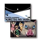 鬼滅の刃 フラットポーチ Vol.2 D嘴平伊之助【7月上旬以降発送予定】