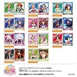 ウマ娘 フォト風メタルステッカーコレクションB 1pcs【12月上旬発送予定】