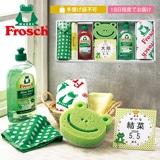 フロッシュ 洗剤キッチンギフトD(お名入れ) 写真入りメッセージカード(有料)込【慶事用】