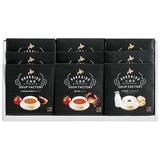 健美の里 北海道スープファクトリー9食 写真入りメッセージカード(有料)込【慶事用】