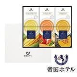 帝国ホテル レトルトスープ6個詰合せ【慶事用】