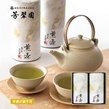 芳翠園 煎茶詰合せ【弔事用】
