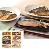 煮魚&焼魚詰合せB【弔事用】