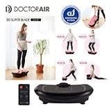 〈ドクターエア〉 3Dスーパーブレードスマート ブラック