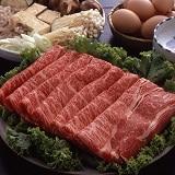 鹿児島黒毛和牛・黒豚すき焼きセット