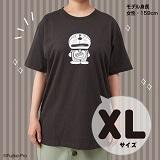 ドラえもん Tシャツ(代用シール柄)XL