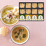 お茶漬け最中&スープ春雨B【慶事用】