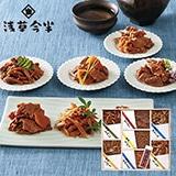 浅草今半 牛肉佃煮7種詰合せ【弔事用】