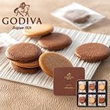 ゴディバ クッキーアソートメント18枚入【弔事用】