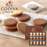 ゴディバ クッキーアソートメント55枚入【弔事用】