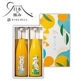 日本の極み 朝のジュース2本セット【慶事用】
