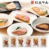 [にんべん]煮魚6種詰合せ