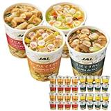 JAL「カップ麺」シリーズ(32食)