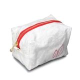 白無垢化粧ポーチ紅赤(白赤/ボックス)